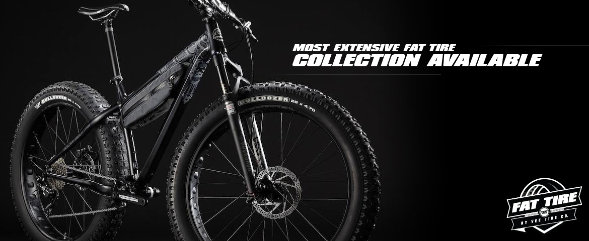 Vee Tire for your Fatbike